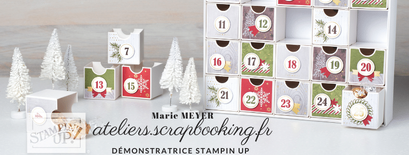 Ateliers-scrapbooking.fr – Marie Meyer Démonstratrice Stampin up France